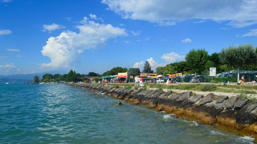 Roan - Gardameer - Italie