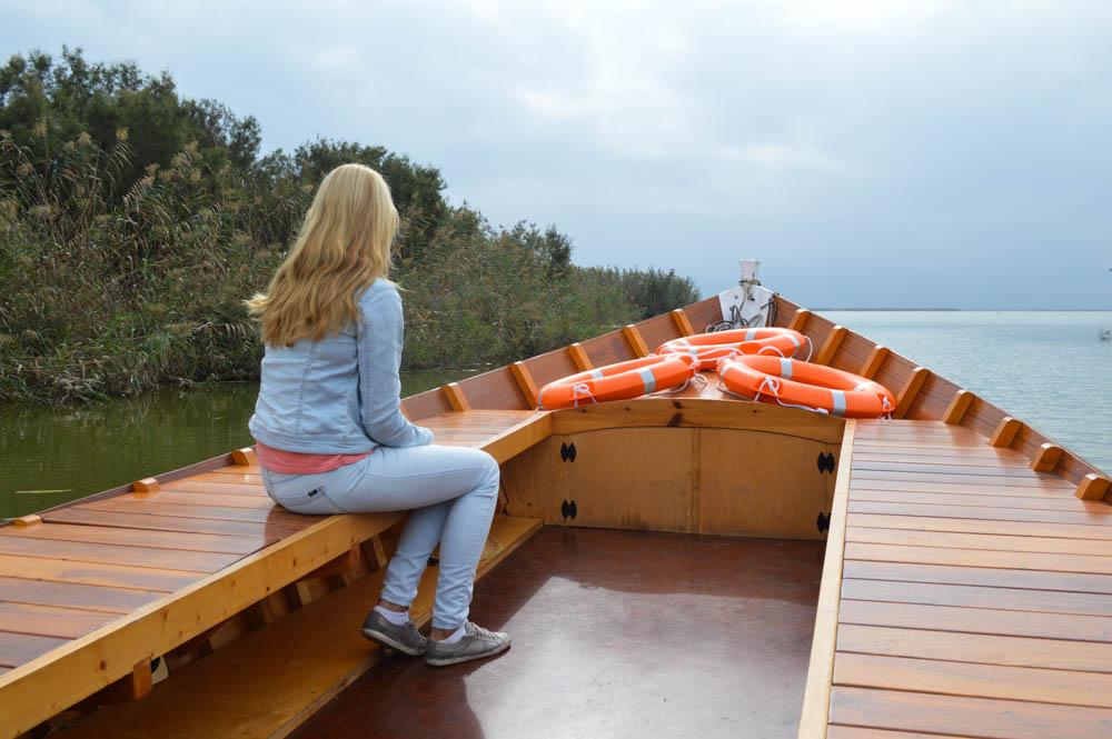 Fluisterboot Albufera Natuurpark - Valencia