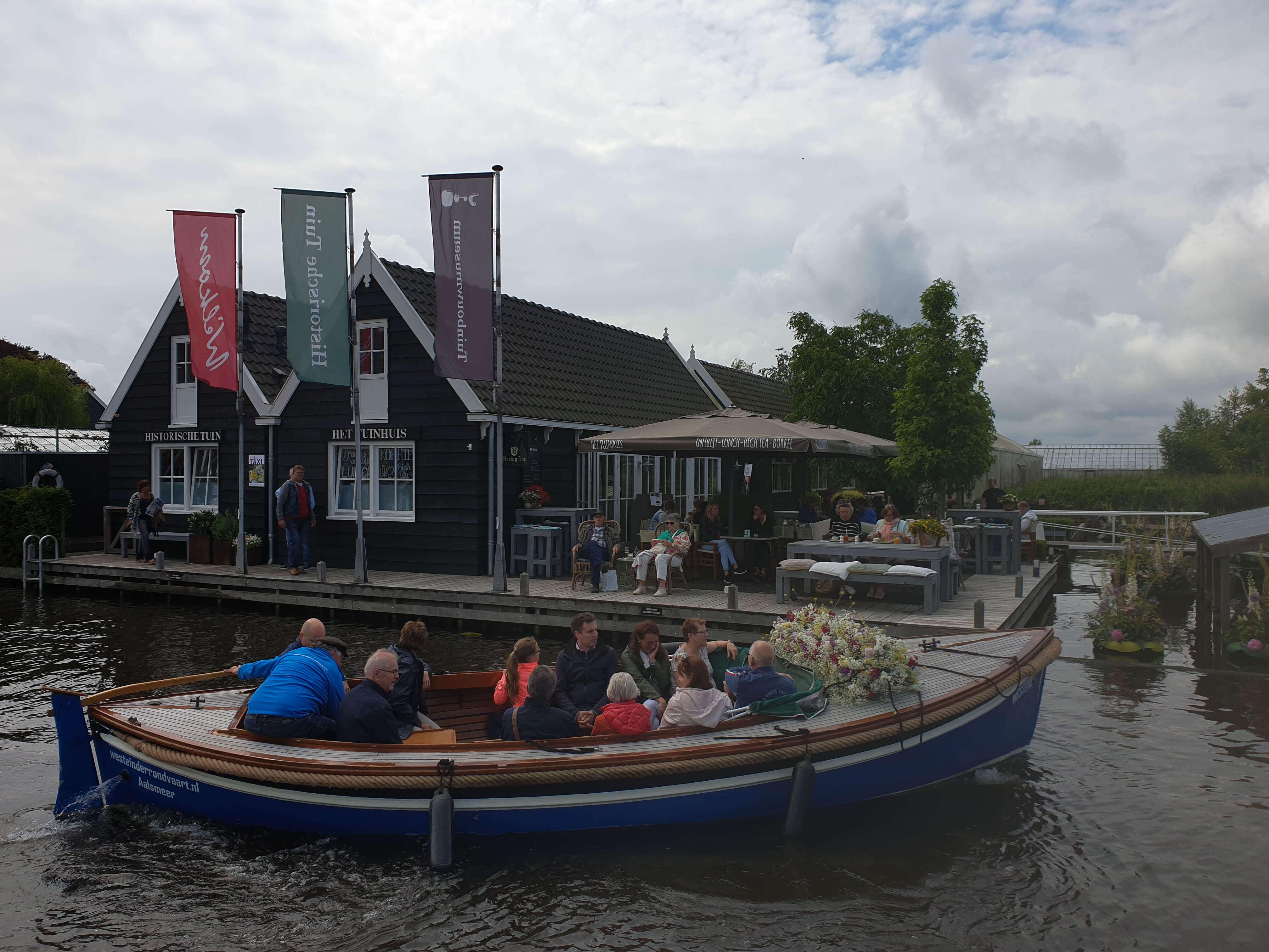 Rondvaart Westeinderplassen
