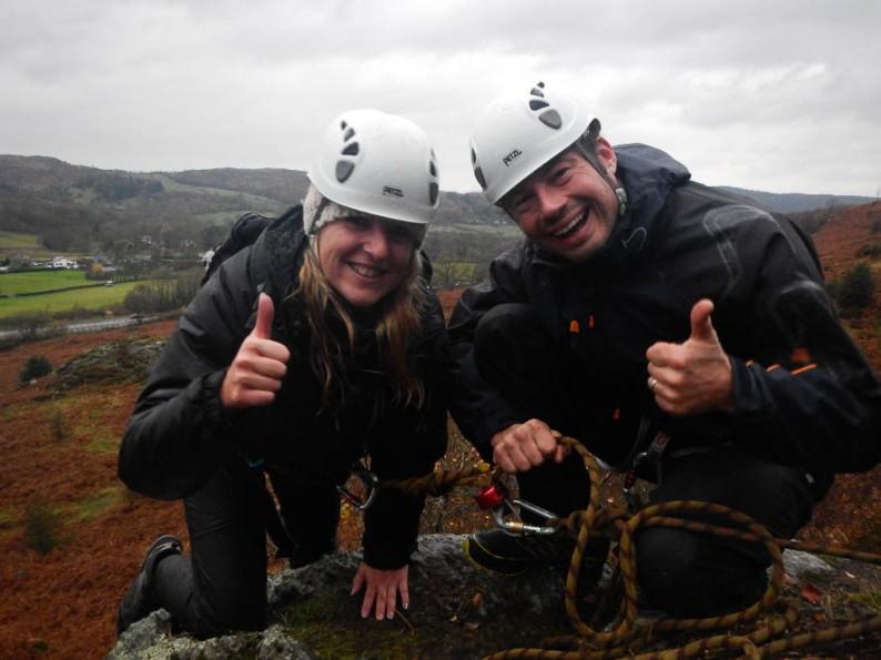 Fotoblog: Klim avontuur in Lake District UK
