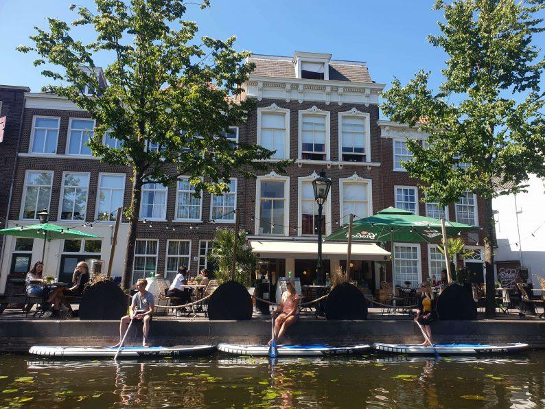 SUP huren Den Haag Centrum