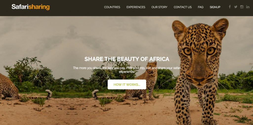 Safarisharing