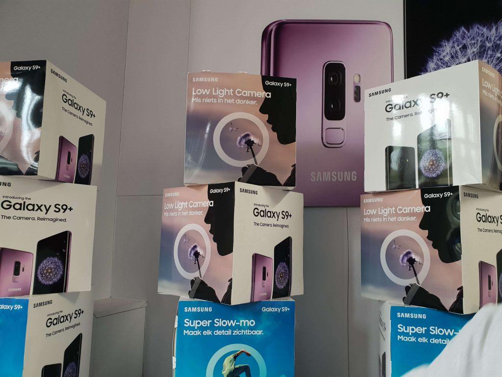 Samsung S9 plus camera specs
