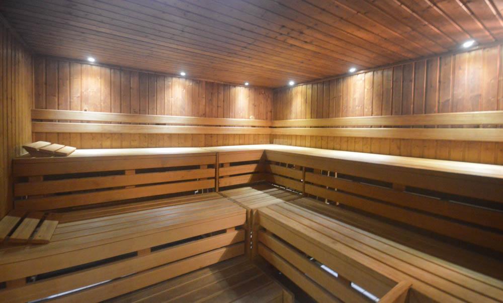Sauna - Stadtbad Okeraue