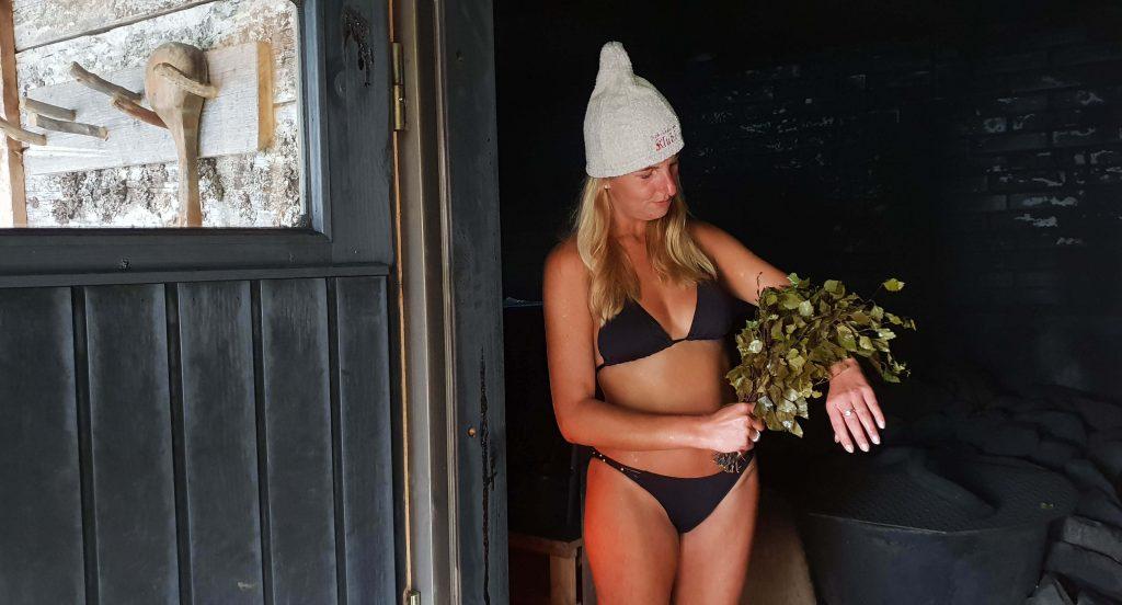 Sauna Tour in Fins-Lapland