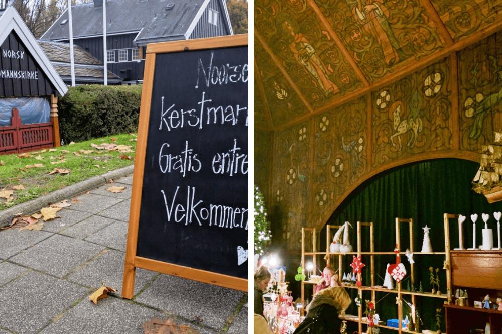 Scandinavische kerstmarkten in Nederland