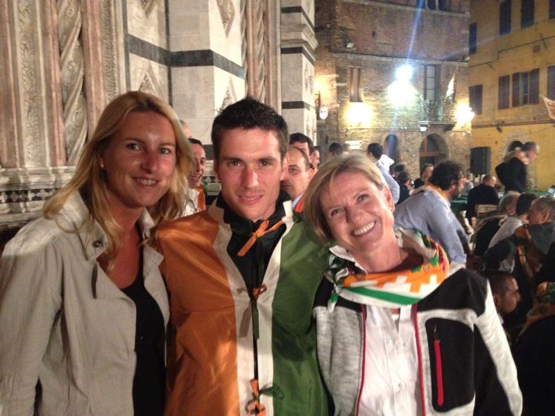 Met Giovanni Atzeni / Tittia en gast Dorothee