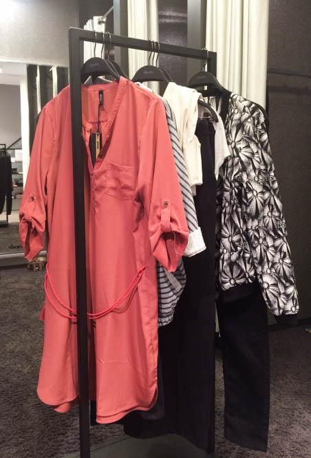 De gekozen kleding