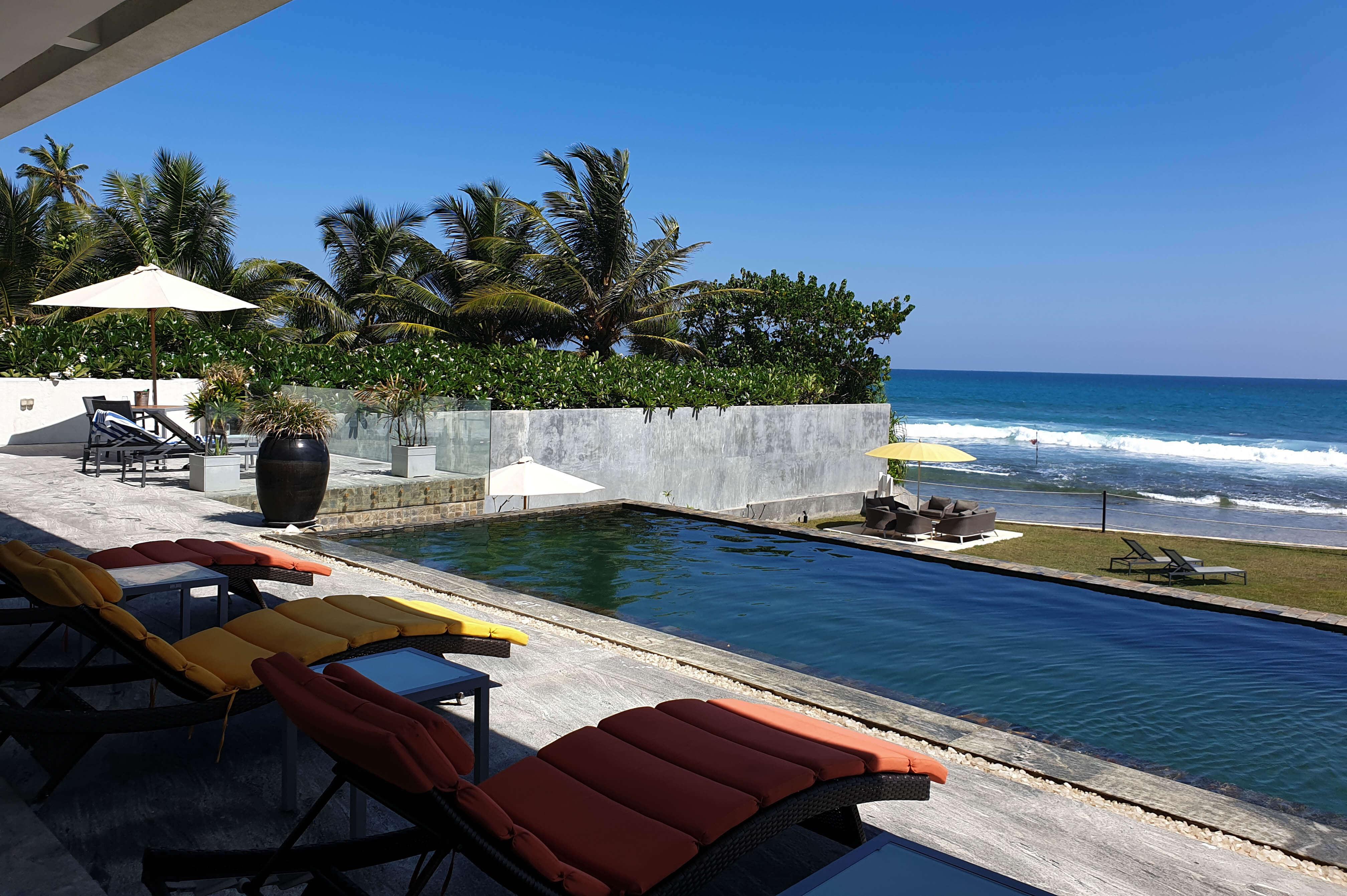 Mooiste hotels Sri Lanka