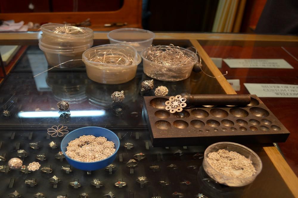 Zo worden de sieraden gemaakt