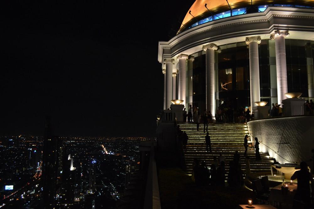 Sky Bar Bangkok @ Lebua Tower
