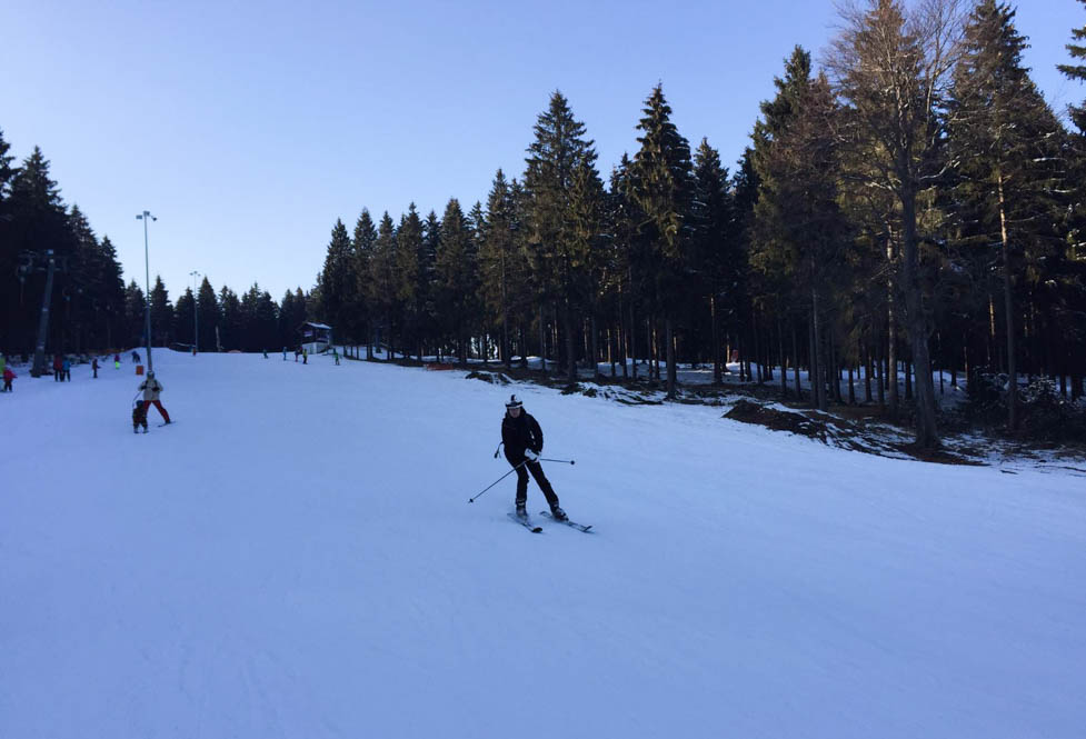 Skien Wintersport Duitsland