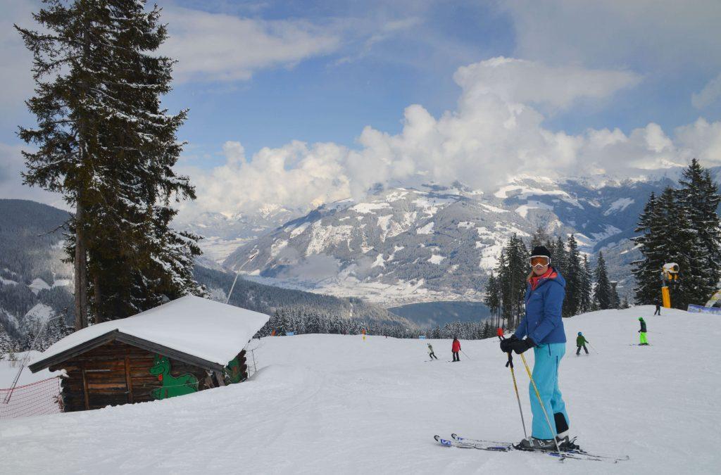 Skigebied Zell am See - Maiskogel en Schmittenhöhe