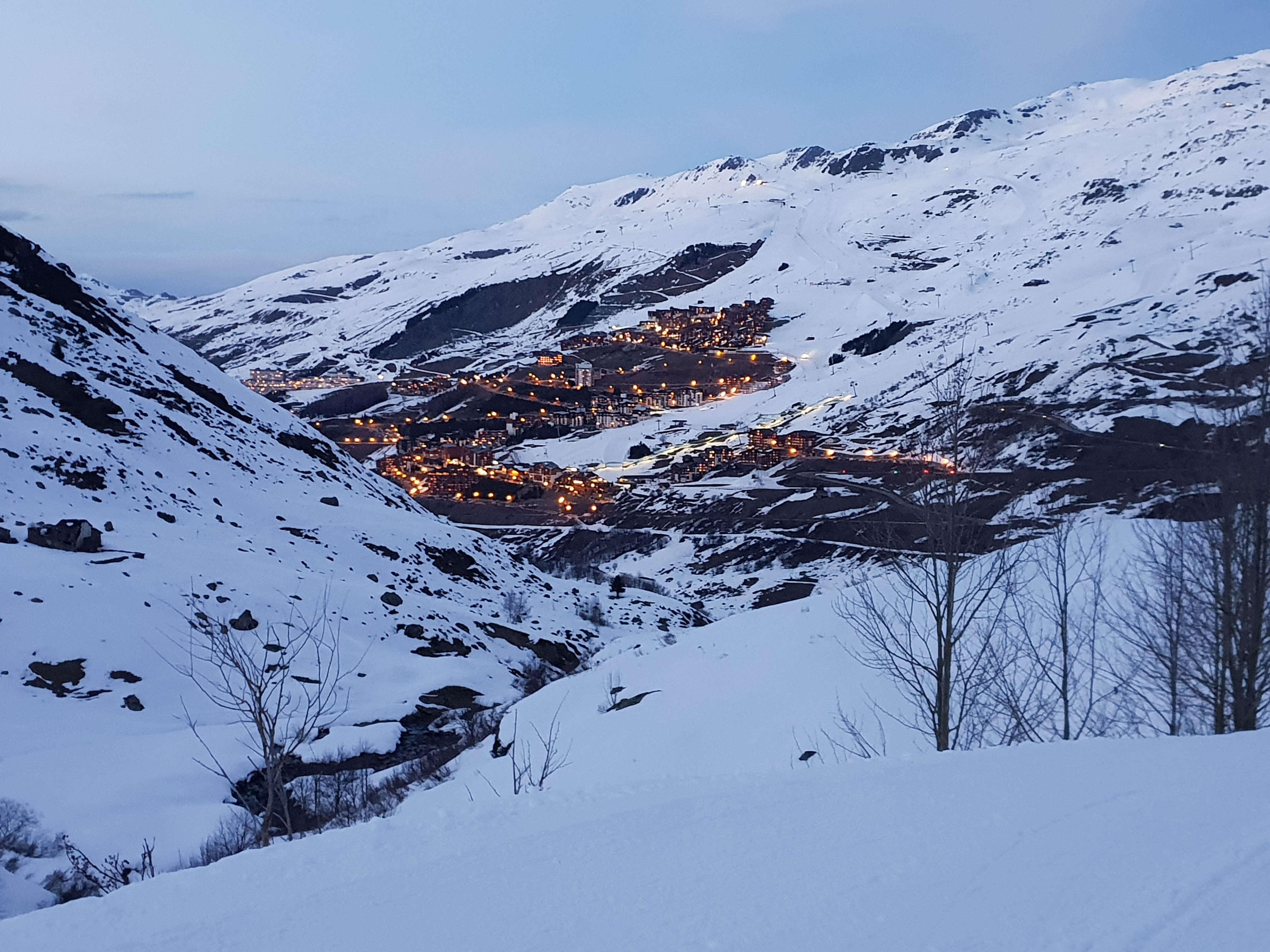 Wintersport vakantie naar Les Menuires