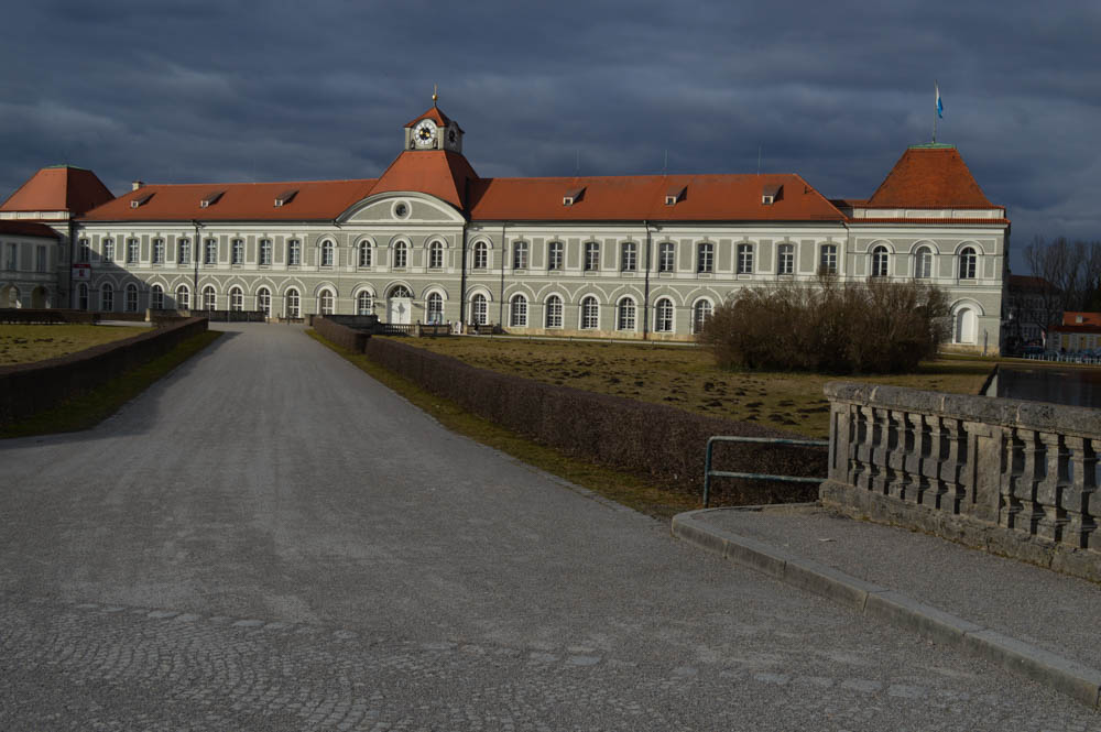 Fotoreport: Slot Nymphenburg & Park Munchen