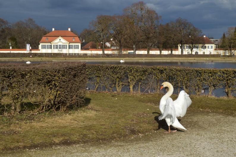 Slot-Nymphenburg-Munchen