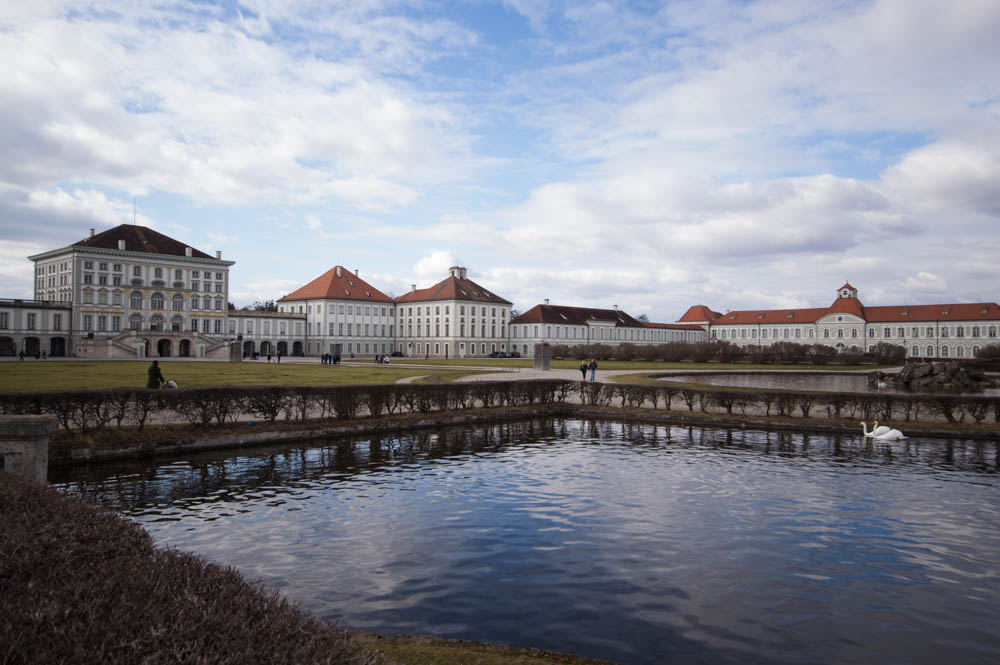 Fotoreport: Nymphenburg Park Munchen