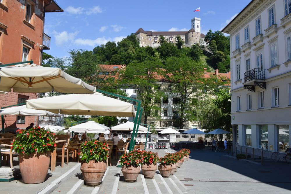 Slovenie - citytrip - Ljubljana