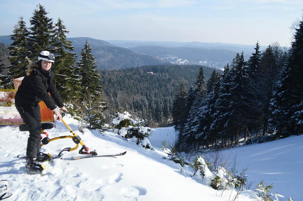 Wintersportactiviteiten