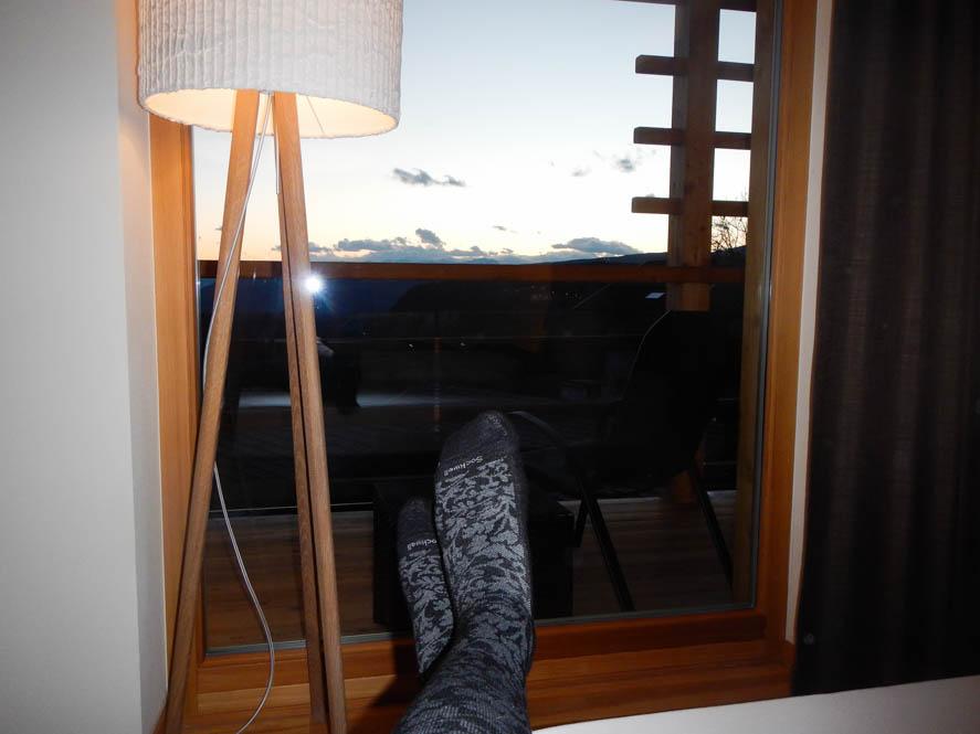 Nooit meer vermoeide benen tijdens het reizen?
