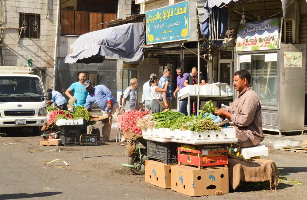 Souks Aqaba - Jordanie