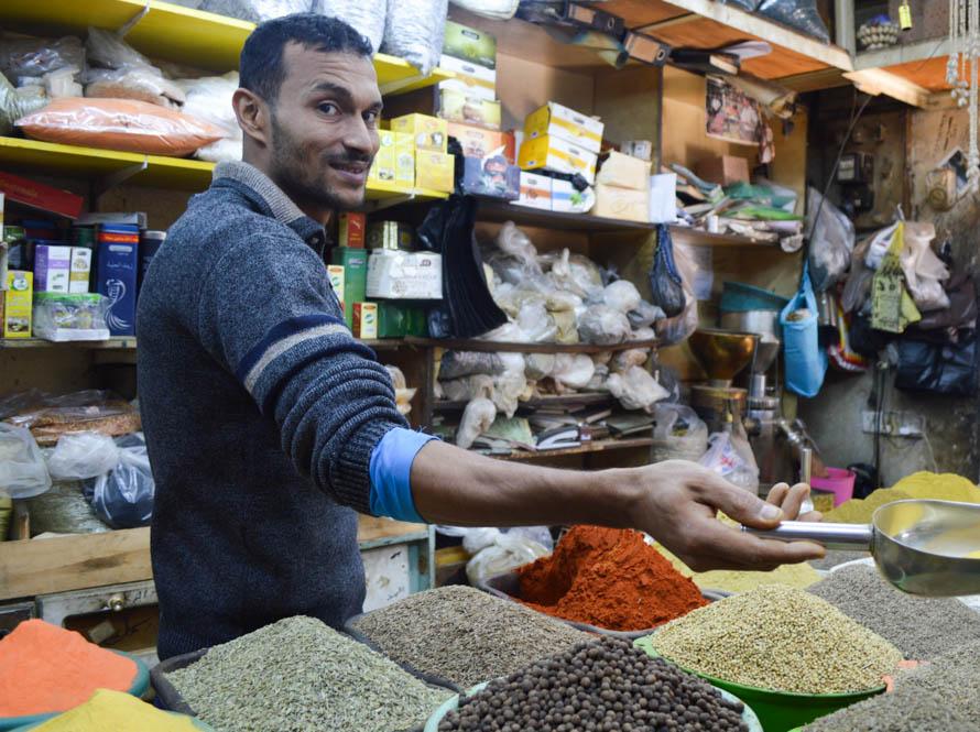 Souks van Aqaba