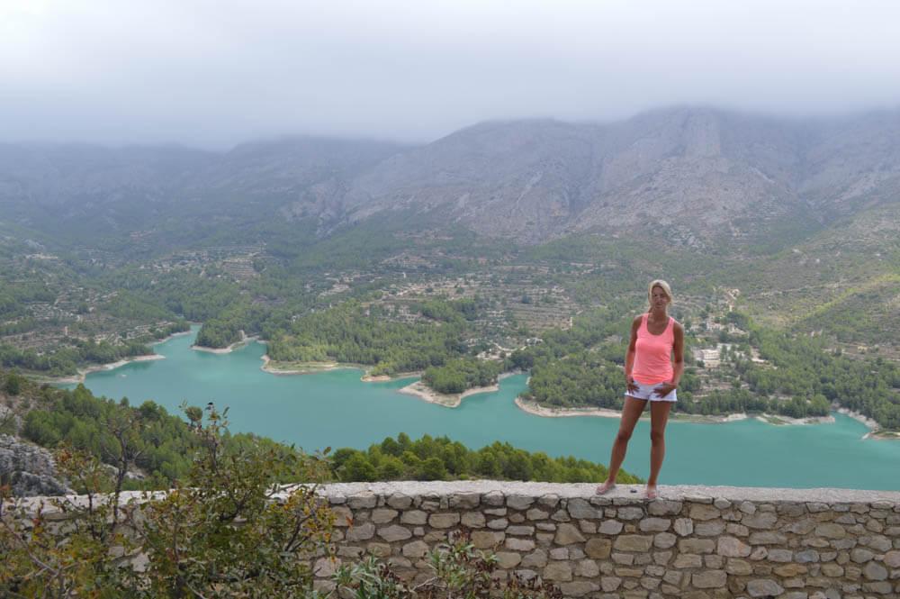 Guadelest - Spanje