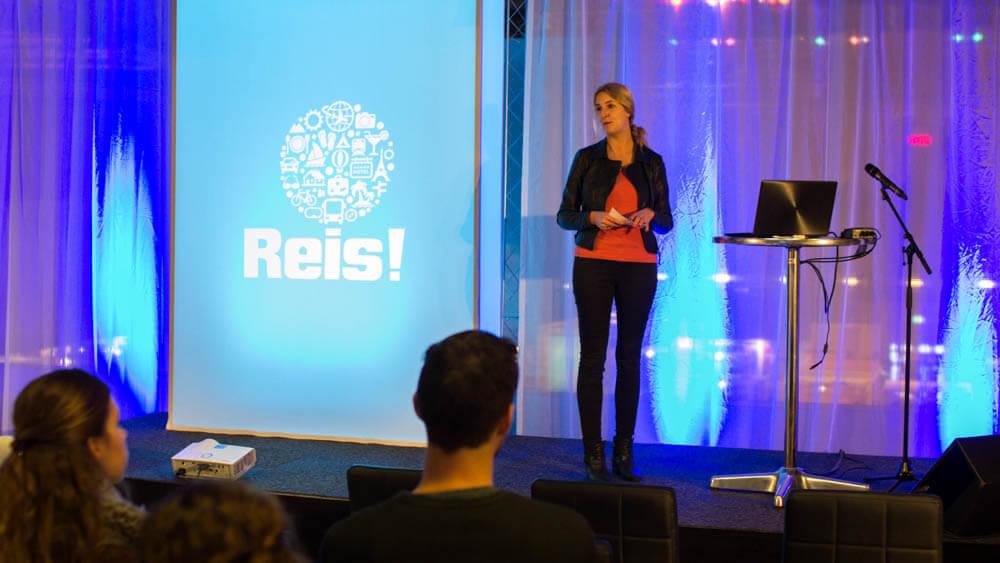 Spreker Reis event - Vakantiebeurs Groningen