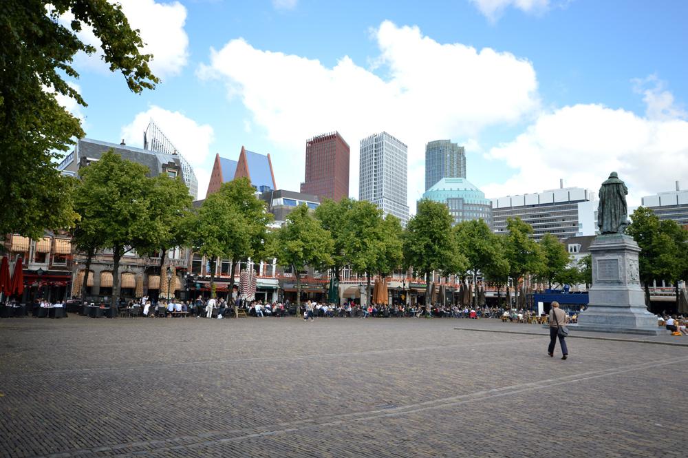 Stadswandeling Den Haag met GPS