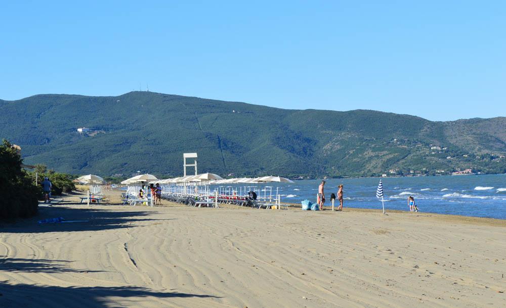 Roan strandvakantie Italie