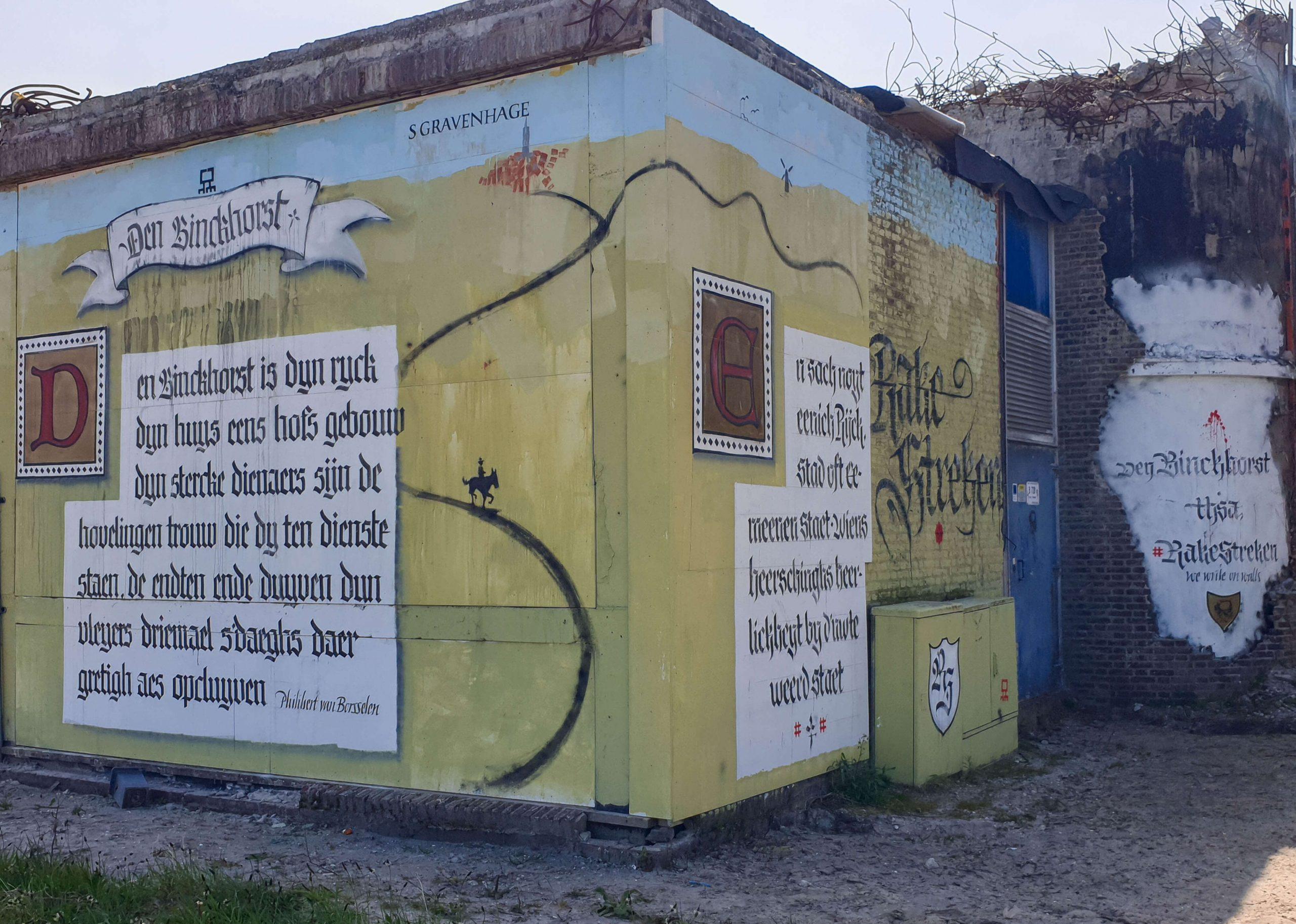 Street Art The Hague