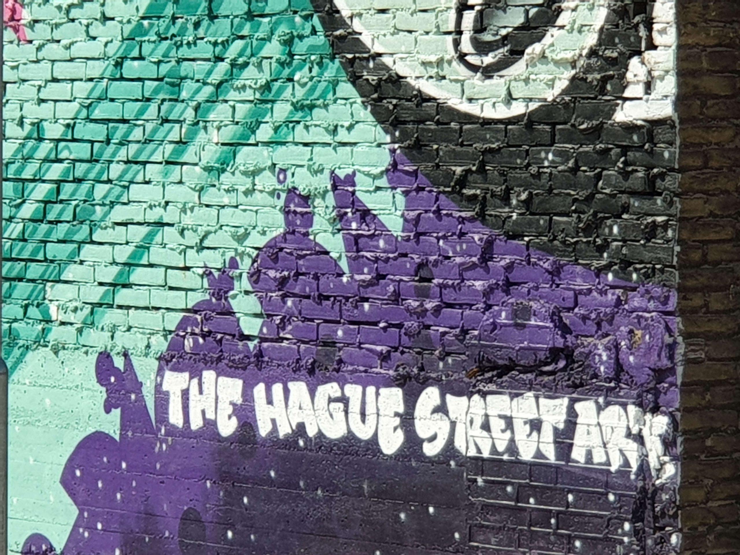 The Hague Street Art