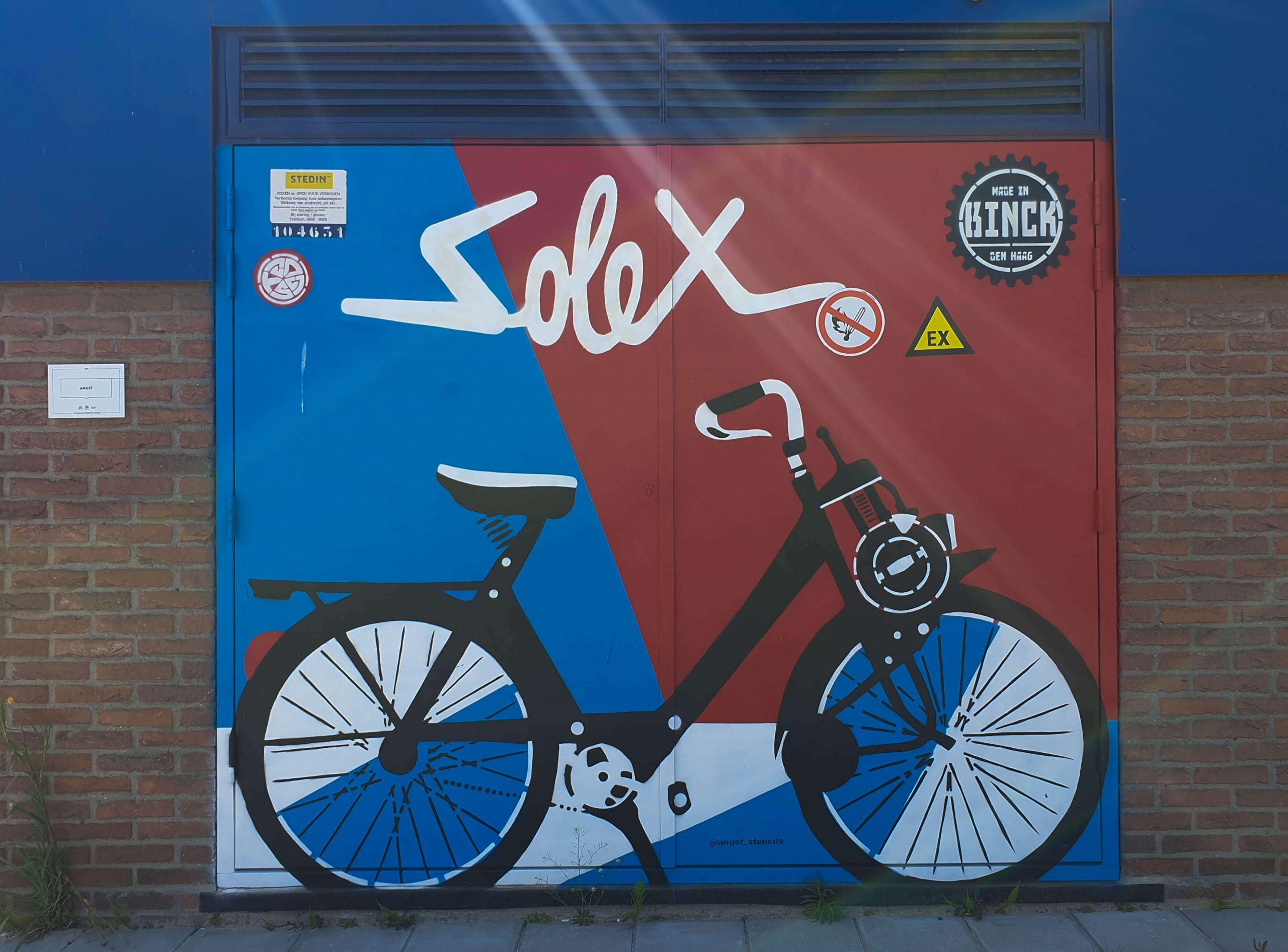 Street Art Den Haag