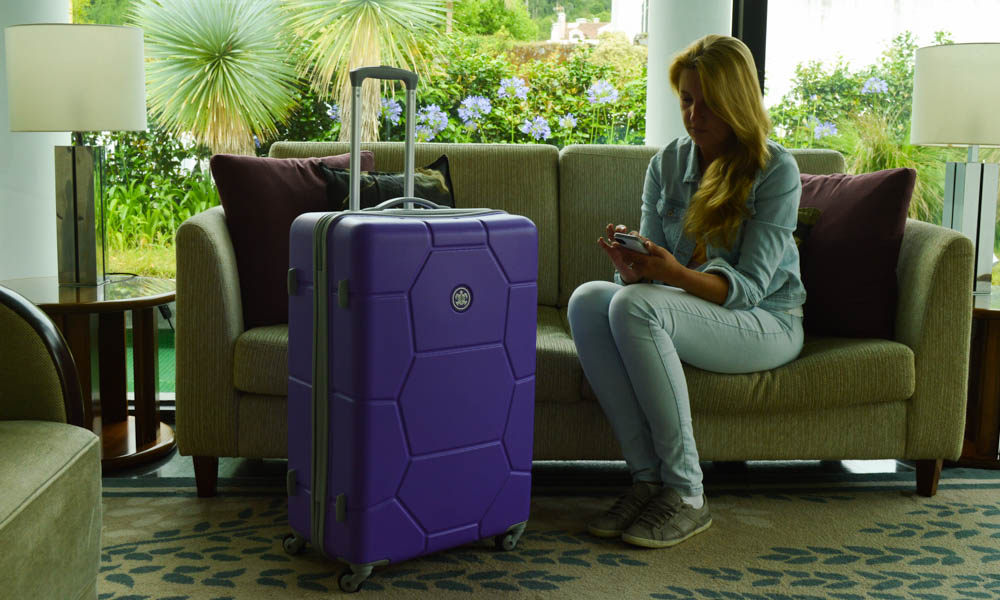 lichtgewicht- op reis met SuitSuit koffer