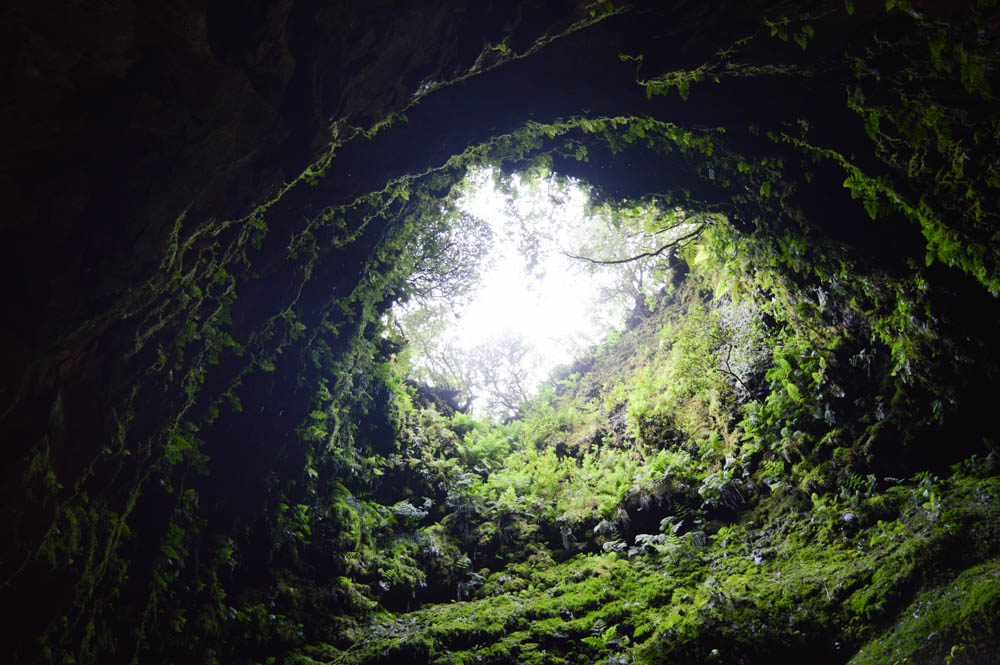 Algar do Carvão - Terceira