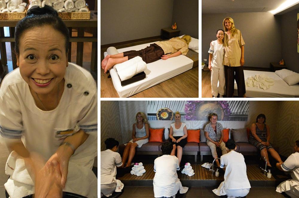 Relaxen met een Thaise massage