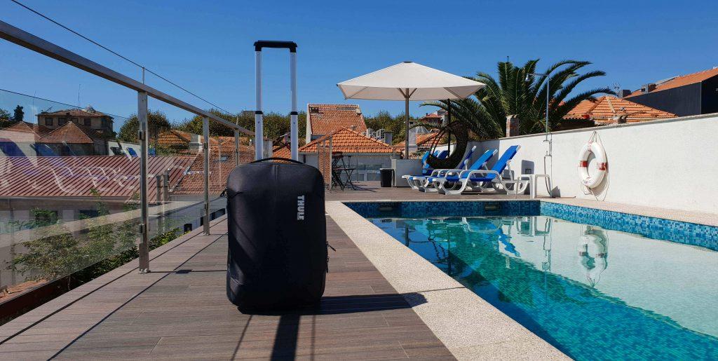 Thule beste handbagage koffer