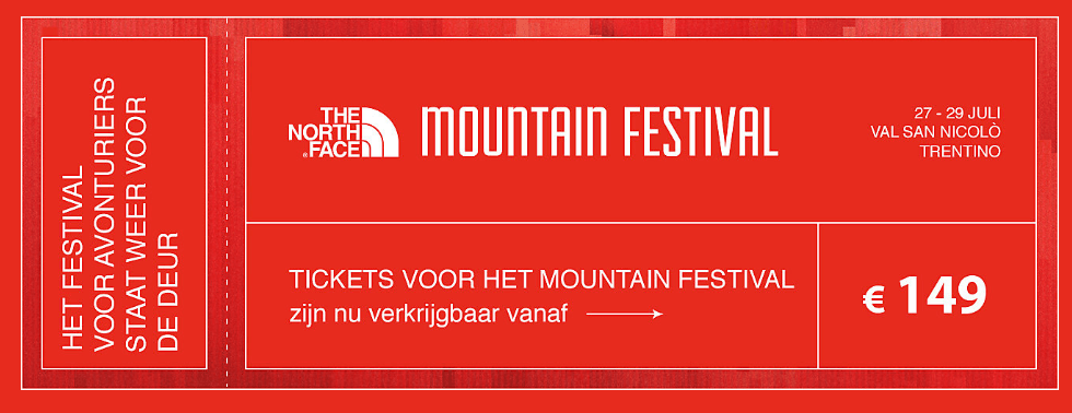 Tickets The North Face Mountain Festival