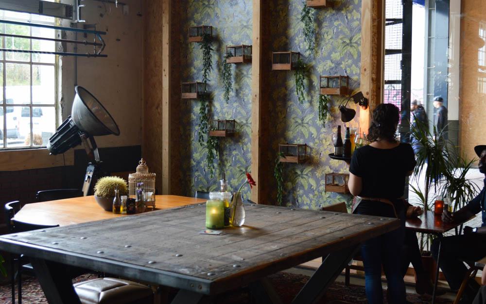 restaurant RAW - Spoorzone Tilburg