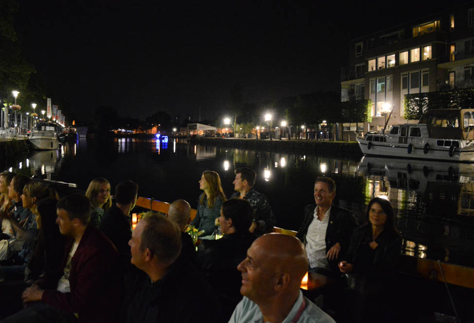 Rondvaart - Piushaven - Tilburg