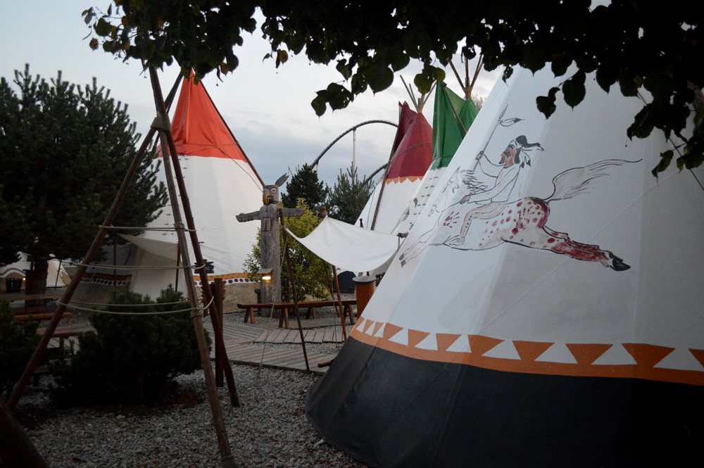Tipi accomodatie