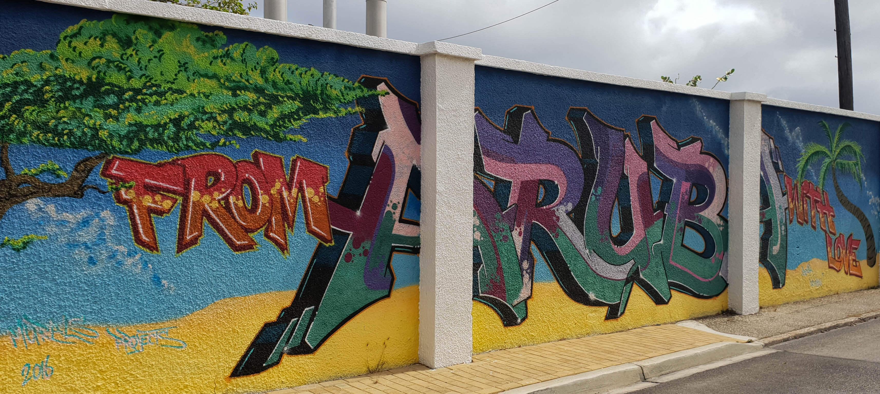 Mooiste plekjes op Aruba