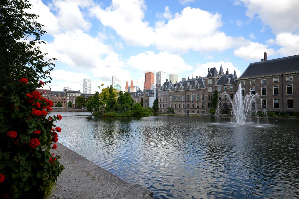 Toeristische route, wandelroute bezienswaardigheden Den Haag