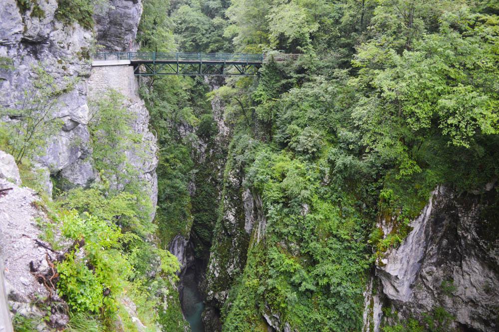 Devil's bridge - Triglav National Park