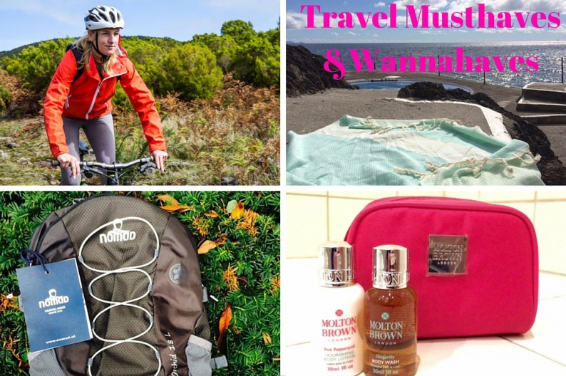 Travel Musthaves & Wannahaves #1