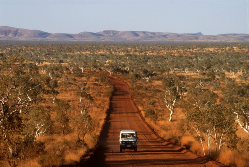 4WD roadtrip over Gibb River Road