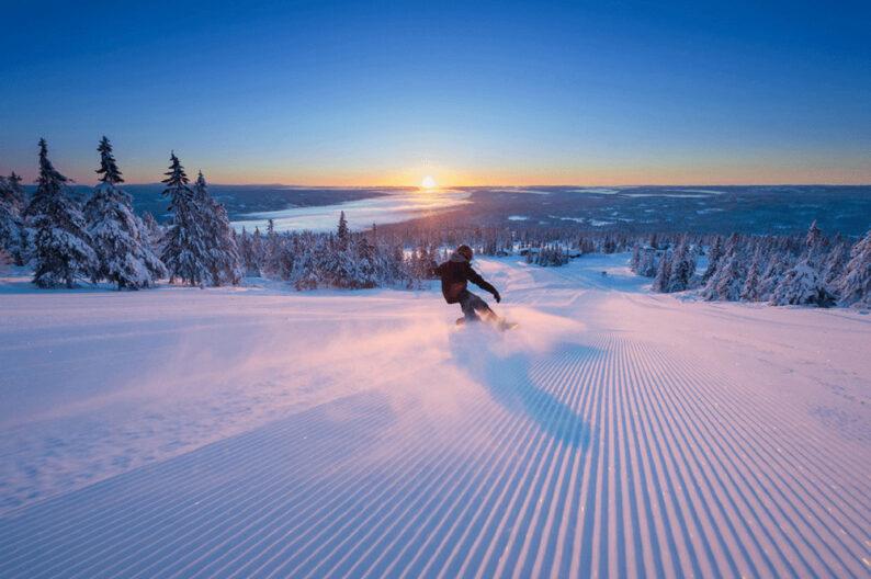 Wintersport in Noorwegen, ontdek Trysil