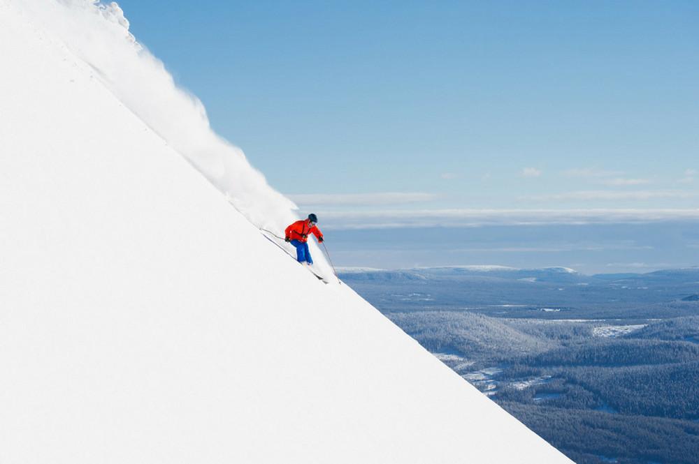 Wintersport in Noorwegen - Trysil