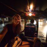Must do: TukTuk race door Bangkok