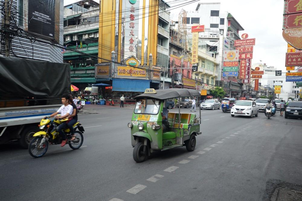 Verkeer in Bangkok